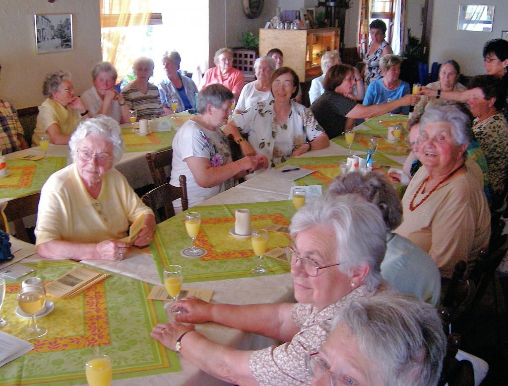 Beim Wächtersbacher Frauenerzählcafe